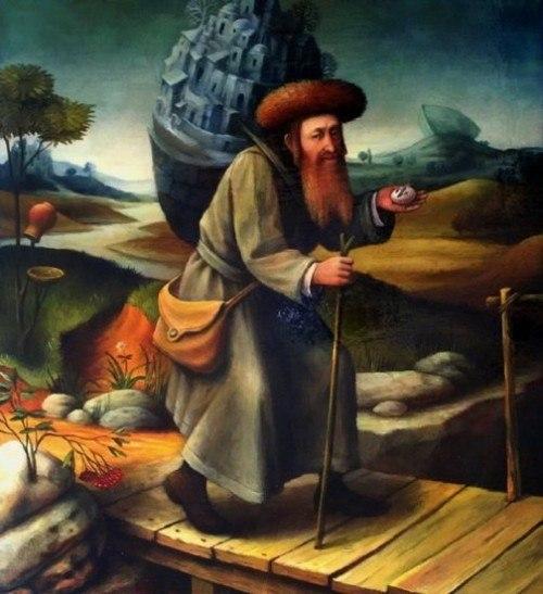Boris shapiro - Pintor Judio Surreal - Arte - enlace judio - 5