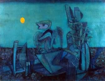 Jankel Adler - Pintor Judio Surreal - Arte - enlace judio - 4