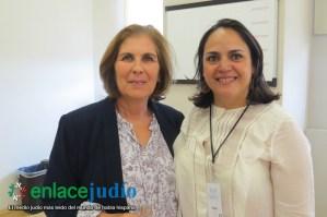 14-06-2019 RINA FAINSTEIN EN LA UNIVERSIDAD HEBRAICA 1