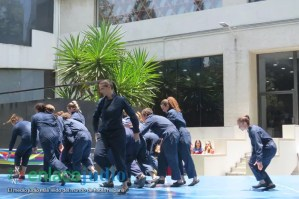 15-07-2019-GRUPOS REPRESENTATIVOS DE BAILES DEL CDI Y MONTE SINAI SE PRESENTARON EN PLAZA MACABI 16