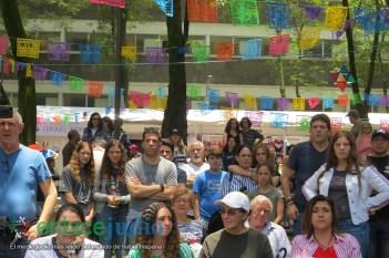 15-07-2019-GRUPOS REPRESENTATIVOS DE BAILES DEL CDI Y MONTE SINAI SE PRESENTARON EN PLAZA MACABI 22