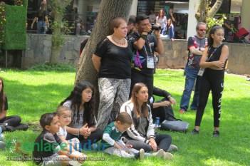 15-07-2019-GRUPOS REPRESENTATIVOS DE BAILES DEL CDI Y MONTE SINAI SE PRESENTARON EN PLAZA MACABI 29