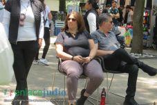 15-07-2019-GRUPOS REPRESENTATIVOS DE BAILES DEL CDI Y MONTE SINAI SE PRESENTARON EN PLAZA MACABI 34