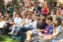 15-07-2019-GRUPOS REPRESENTATIVOS DE BAILES DEL CDI Y MONTE SINAI SE PRESENTARON EN PLAZA MACABI 42