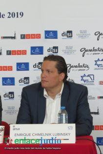 14-08-2019-CONFERENCIA DE PRENSA TERCER DEL FESTIVAL INTERNACIONAL DEL LIBRO JUDIO 2