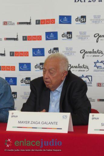 14-08-2019-CONFERENCIA DE PRENSA TERCER DEL FESTIVAL INTERNACIONAL DEL LIBRO JUDIO 3