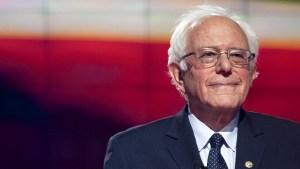 """Rabinos firman carta para reclamar por """"escandalosas"""" declaraciones de Bernie Sanders"""