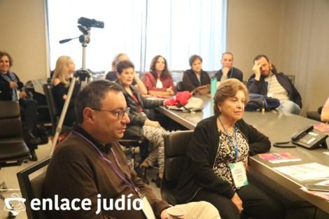 05-11-2019-LIMUD 2019 ARIELA KATZ Y SU LIBRO BOICOT EL PLEITO DE ECHEVERRÍA CON ISRAEL 9
