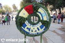 19-11-2019-OFRENDA EN EL MONUMENTO DE LA REVOLUCION POR PARTE DE LA CAMARA DE COMERCIO MEXICO ISRAEL 2