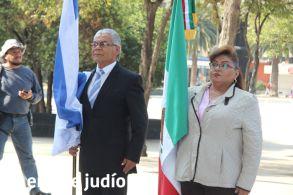 19-11-2019-OFRENDA EN EL MONUMENTO DE LA REVOLUCION POR PARTE DE LA CAMARA DE COMERCIO MEXICO ISRAEL 29
