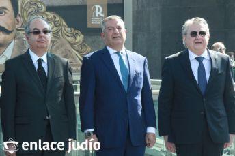 19-11-2019-OFRENDA EN EL MONUMENTO DE LA REVOLUCION POR PARTE DE LA CAMARA DE COMERCIO MEXICO ISRAEL 36