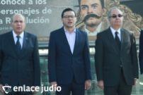 19-11-2019-OFRENDA EN EL MONUMENTO DE LA REVOLUCION POR PARTE DE LA CAMARA DE COMERCIO MEXICO ISRAEL 37