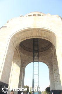 19-11-2019-OFRENDA EN EL MONUMENTO DE LA REVOLUCION POR PARTE DE LA CAMARA DE COMERCIO MEXICO ISRAEL 4