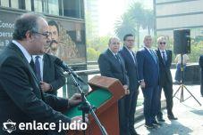 19-11-2019-OFRENDA EN EL MONUMENTO DE LA REVOLUCION POR PARTE DE LA CAMARA DE COMERCIO MEXICO ISRAEL 58