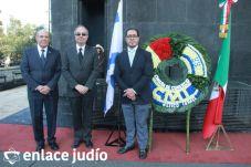 19-11-2019-OFRENDA EN EL MONUMENTO DE LA REVOLUCION POR PARTE DE LA CAMARA DE COMERCIO MEXICO ISRAEL 77