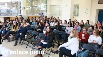 07-02-2020-CONFERENCIA CUANDO EL MAESTRO ESTA PRESENTE EN EL COLEGIO TARBUT 31