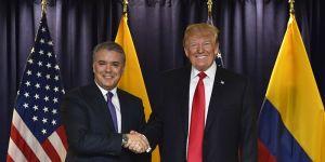 Iván Duque, presidente de Colombia denunció en EE.UU nexos entre el gobierno venezolano y Hezbolá.