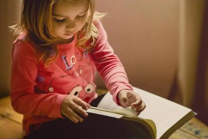 niños y lectura