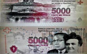 """El Centro Wiesenthal, manifestó su rechazo a la posibilidad de que un billete argentino de 5 mil pesos homenáje a Ramón Carrillo, """"admirador de Hitler"""""""