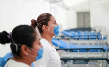 La secretaria de salud informó que suman 8 mil 134 defunciones y 74 mil 560 casos acumulados de COVID-19 en el País, un incremento de 4.9%