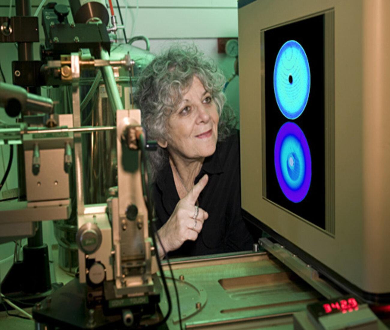 La científica israelí Ada Yonath participará en un conversatorio y en una videoconferencia en el Festival El Aleph de la UNAM, el 21 de Mayo.