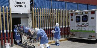 Este jueves, la secretaria de salud informó que en México que fallecieron 12 mil 545 personas y se han acumulado 105 mil 680 casos positivos de COVID-19.