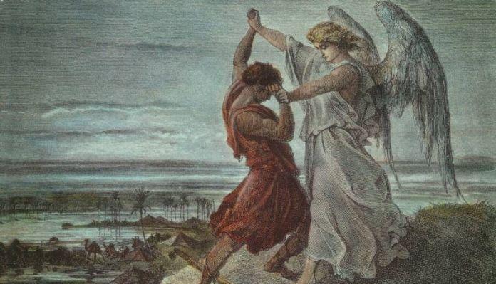 Yaacov pelea con el angel - Jacob pelea con Dios - Enlace Judio Mexico