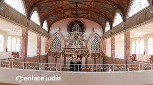 20-07-2020-CONOCE LA SINAGOGA HISTORICA NIDJEI ISRAEL Y SU HISTORIA 54