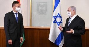 Israel, Hungría