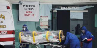 José Luis Alomía Zegarra, director de Epidemiología informó que en México suman 40 mil 400 decesos y 356 mil 255 casos acumulados de COVID-19