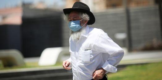 Registra Israel 1,055 nuevos casos de coronavirus en este día