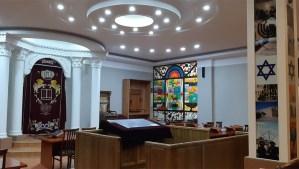 Una empresa de construcción en Uzbekistán está intentando demoler una sinagoga de 124 años para dar paso a un complejo de apartamentos de lujo