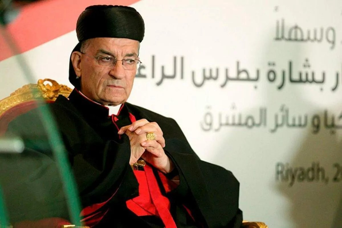 El patriarca maronita del Líbano, Bechara Boutros Al-Rai, reiteró su llamado al estado para tomar medidas contra las armas en una aparente crítica a Hezbolá
