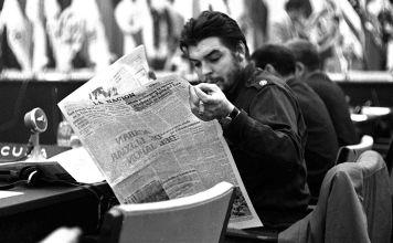 Ernesto Che Guevara supo de su descendencia judía hasta cumplir 36 años de edad, en 1964. En realidad llevaba el apellido Sharon por parte de su madre