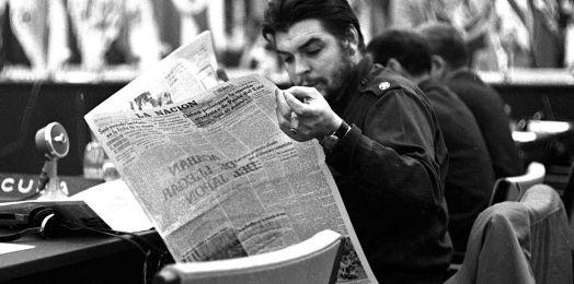 Alberto Halabe Bucay/ El judaísmo del Che Guevara