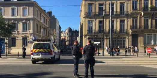 """Sujeto toma rehenes en Francia y pide """"la liberación de palestinos encarcelados por Israel"""""""