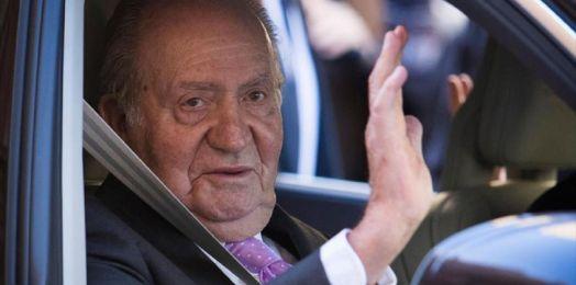 El rey emérito Juan Carlos I abandona España para salvaguardar la monarquía