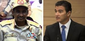 Mossad, Sudan