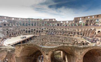 El Coliseo romano, fue construido con el dinero saqueado del Bet HaMiqdash y no fue solo el dinero de los judíos lo que se utilizó para construir el Coliseo