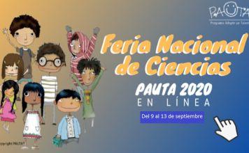 Se llevará a cabo la sexta edición de la Feria de Ciencias PAUTA, 2020, que coordina el integrante de El Colegio Nacional, Alejandro Frank