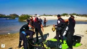 Un residente de Karmiel de 27 años se ahogó hoy (sábado) en la playa Achziv en la Alta Galilea, al norte del parque nacional en Israel