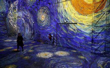 Ante el regreso a las actividades en la Ciudad de México, la exposición Van Gogh Alive México reabre sus puertas al público