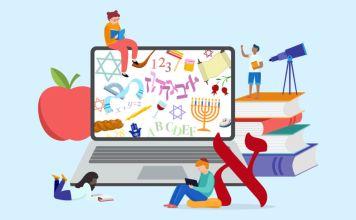 Un rabino y un papá están empezando una guardería judía en línea para ayudar a las familias a superar la pandemia don la educación de sus hijos