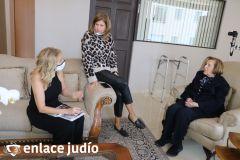 03-00-2020-UNA GUERRERA DE ISRAEL CONOCE A UN EMBAJADOR DE GRAN CORAZON 6