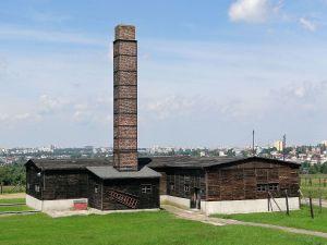 Una muestra impresionante de fotografías del campo de Majdanek durante la Segunda Guerra Mundial y hoy en día. La diferencia es simplemente espeluznante