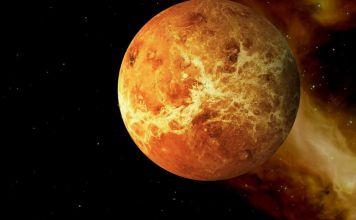 Investigadores anunciaron detectaron en el aire de Venus la huella digital de la fosfina, un gas que es producido solo por microbios y humanos