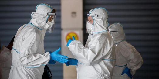 Suman 1,236 muertes y 187,396 casos acumulados de coronavirus en Israel