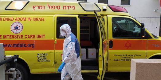 Israel supera a EE. UU. en casos per cápita de coronavirus
