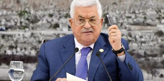 Abbas pide una conferencia internacional para reanudar proceso de paz
