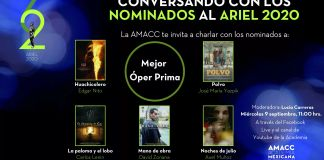 La ópera prima del realizador judío mexicano David Zonana, Mano de obra, forma parte de las obras nominadas a Mejor Ópera Prima en los premios Ariel 2020